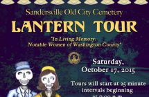 Lantern Tour 2015