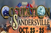 Occupation of Sandersville 2015